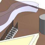 Autodesk Revit – Průsečík topografie s objekty