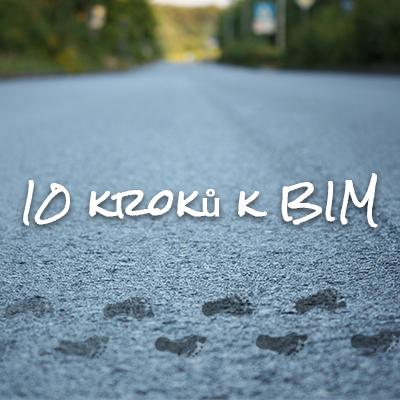 10 kroků k bim