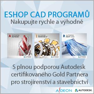 Eshop Autodesk programů