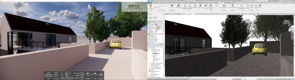 Revit Enscape Virtual Reality