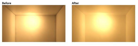 Autodesk render osvětlení
