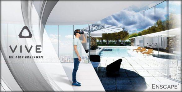 Revit Enscape Virtual reality