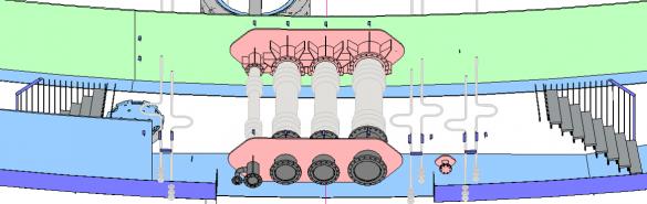 Revit potrubní systém