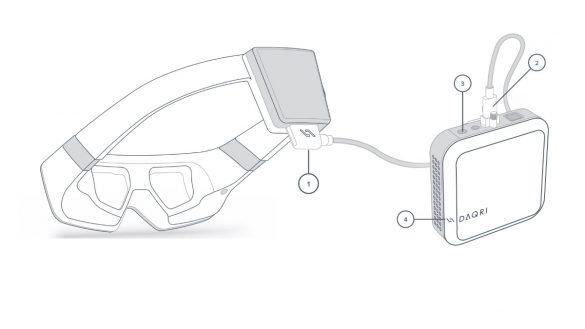 Daqri Smartglasses