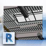 Autodesk Revit – Konstrukční podlaha s trapezovým plechem