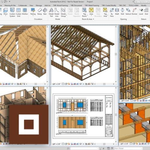 Revit-drevene-konstrukce-a-fabrikace