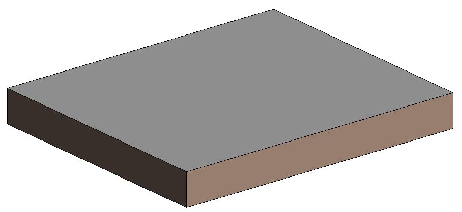 Podlaha jako blok všech vrstev