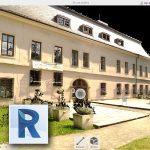 3D dokumentace stavebních objektů