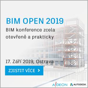 Konference BIM Open 2019