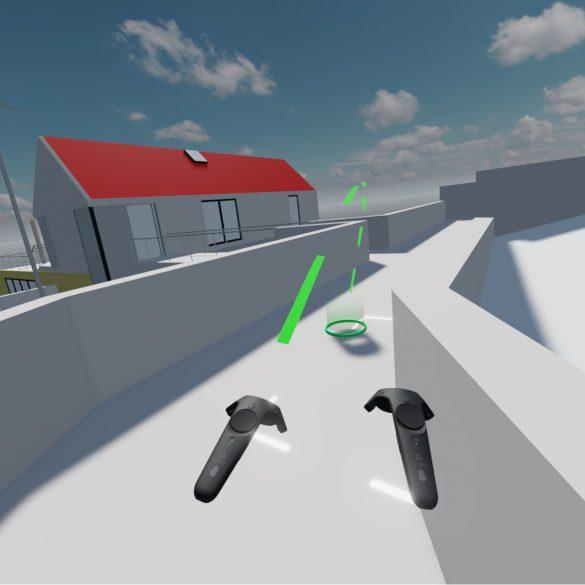 3ds Max Interactive virtuální realita