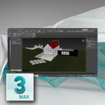 Revit model v 3ds Max