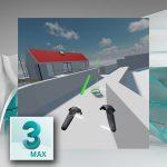 Virtuální realita budovy za pomocí 3ds Max Interactive