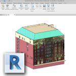 Autodesk Revit a práce s mračny bodů #3