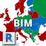 Adaptace BIM v Evropě