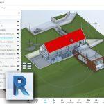 Revit prezentace modelu budovy nejen investorovi