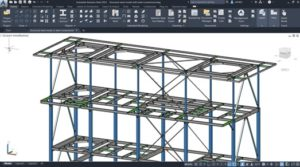 Advance Steel 2021 revit extension