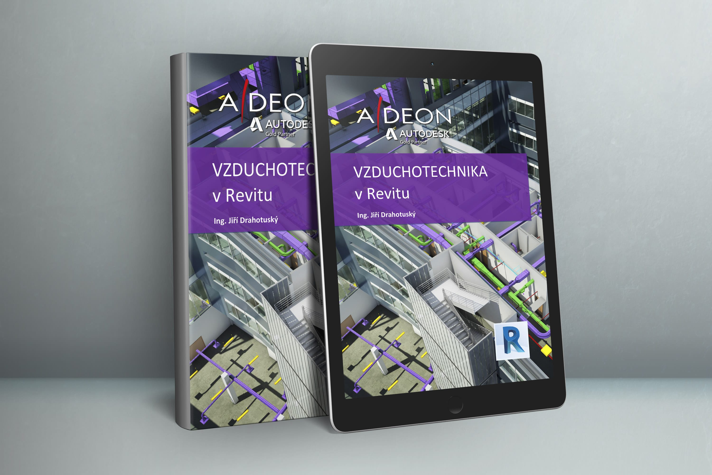 elektronicka kniha Revit vzduchotechnika