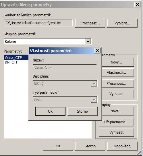 Parametr Cena_CTP